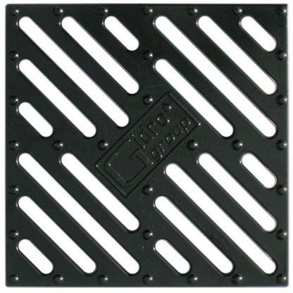 Решетка водоприемная алюминиевая окрашеная для дождеприемника
