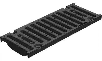 Решетка водоприемная Standart 150 чугунная ВЧ щелевая