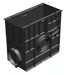 Пескоуловитель пластиковый универсальный Standart 150/200