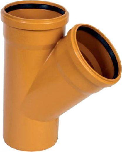 для трубы наружной канализации